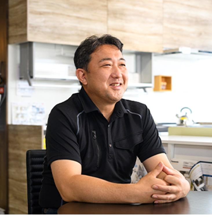 株式会社 大和ハウジング 代表取締役社長 吉松聡司